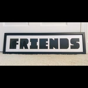 Other - Friends Photo Frame